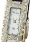 Часы женские наручные с бриллиантами «Инга» AN-90441А.201 весом 8 г
