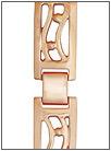 Золотой браслет для часов  5104002 весом 12 г  стоимостью 43188 р.
