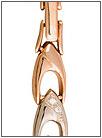 Золотой браслет для часов  3165001 весом 13 г  стоимостью 48100 р.