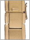 Золотой браслет для часов  м-804 весом 50 г  стоимостью 179950 р.