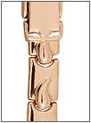 Золотой браслет для часов  51005 весом 11 г  стоимостью 39589 р.
