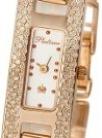 Часы женские наручные с бриллиантами «Инга» AN-90451.101 весом 26.5 г
