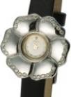 Часы женские наручные с бриллиантами «Амелия» AN-99341.101 весом 10 г