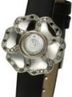 Часы женские наручные с бриллиантами «Амелия» AN-99345.301 весом 10 г