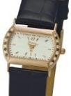 Часы женские наручные с бриллиантами «Юнона» AN-98555.112 весом 8.2 г