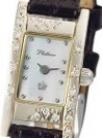 Часы женские наручные с бриллиантами «Мадлен» AN-90541А.301 весом 7.5 г