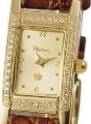 Часы женские наручные с бриллиантами «Мадлен» AN-90511-4.406 весом 9 г