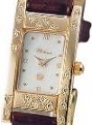Часы женские наручные с бриллиантами «Мадлен» AN-90551А.316 весом 7.5 г
