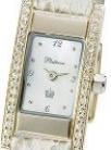 Часы женские наручные с бриллиантами «Мадлен» AN-90541.306 весом 7.5 г