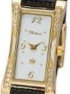 Часы женские наручные с бриллиантами «Элизабет» AN-91711А.106 весом 9.5 г