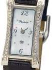 Часы женские наручные с бриллиантами «Элизабет» AN-91741.306 весом 8.5 г