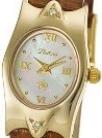 Часы женские наручные с бриллиантами «Элен» AN-95561.316 весом 9.5 г