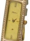 Часы женские наручные с бриллиантами «Анжелина» AN-98751.422 весом 11 г