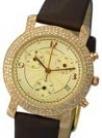 Часы женские наручные с бриллиантами «Оливия» AN-97551.412 весом 26.2 г