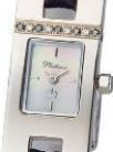 Часы женские наручные с бриллиантами «Северное Сияние» AN-91445.303 весом 10 г