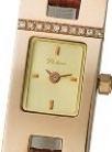 Часы женские наручные с бриллиантами «Северное Сияние» AN-91451.403 весом 10 г