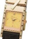 Часы женские наручные с бриллиантами «Моника» AN-98855-3.412 весом 11 г