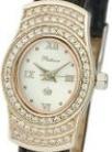 Часы женские наручные с бриллиантами «Веста» AN-96146.301 весом 13.5 г