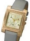 Часы женские наручные с бриллиантами «Гретта» AN-47551.234 весом 29 г