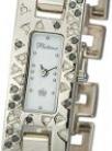 Часы женские наручные с бриллиантами «Инга» AN-70445.101 весом 32.1 г