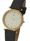 Часы женские наручные с бриллиантами «Сабина» AN-93255.122 весом 13.5 г