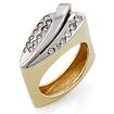 Золотое кольцо с бриллиантами SLV-K022 весом 7.06 г  стоимостью 57060 р.