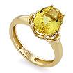 Золотое кольцо с гелиодором SL-0224-462 весом 4.62 г  стоимостью 69500 р.