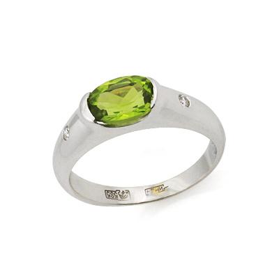 Ищете кольца с хризолитом? Более 63 моделей колец с ценой от 105,00