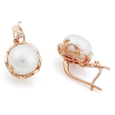 золотые ювелирные изделия из жемчуга