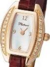 Часы женские наручные с бриллиантами «Снежана» AN-91151.306 весом 6.5 г